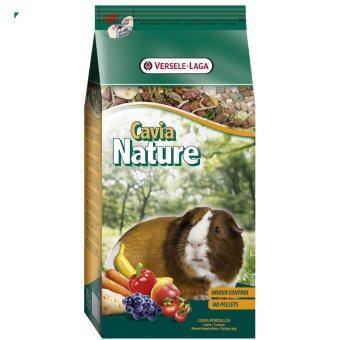 Versele อาหารแก๊สบี้ เนเจอร์ แก๊สบี้ Cavia Nature Cavia Cavy Guinea Pig 2.5 Kg.
