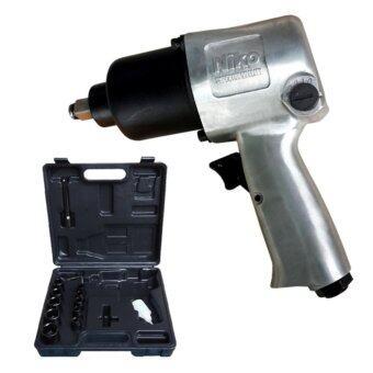 Tools Pro ชุดบล็อกลม NIKO ขนาด 1/2 นิ้ว รุ่น NIKO-101