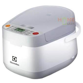 ELECTROLUX หม้อหุงข้าว 1.8ลิตร 700 วัตต์ Digital 3D รุ่น ERC6603W