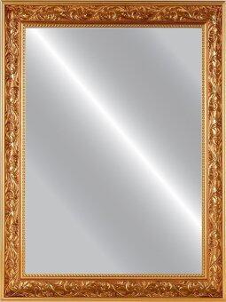 Linedekor Mirror Frame กระจกเงาติดผนัง รุ่น 231-S MNGขนาด 50ซม.x70ซม. – สีทอง