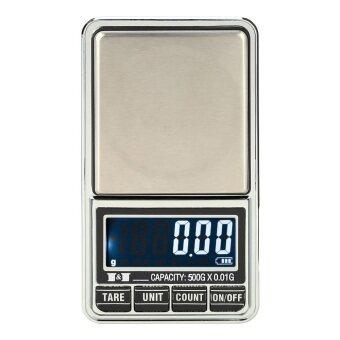 DJSHOP Digital Scale-เครื่องชั่งทองดิจิตอล 500g/0.01g รุ่น DS-29