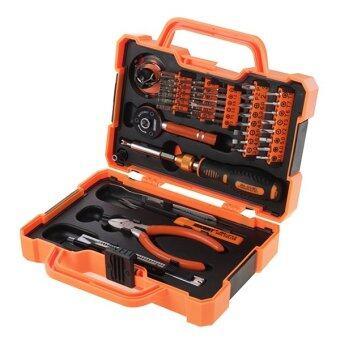 ชุดไขควง พร้อมเครื่องมือครบเซ็ท Smartphone และ Tablet Repair Toolkit JAKEMY JM-8152 47 in 1