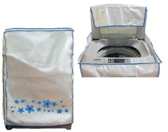 DD ผ้าคลุมเครื่องซักผ้าขนาด 14 กก. (สีฟ้า)