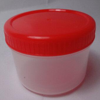 Thai Style กระปุกน้ำพริกกะปิกลมฝาแดงขนาดเล็ก 144 ชิ้น