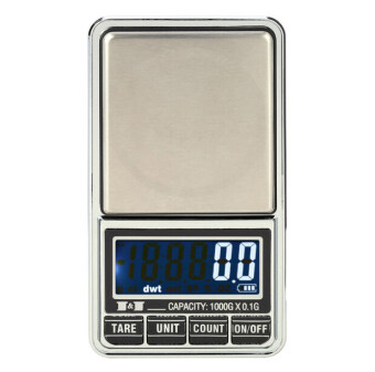 DJSHOP Digital Scale-เครื่องชั่งทองดิจิตอล 1000g/0.1g รุ่น DS-29