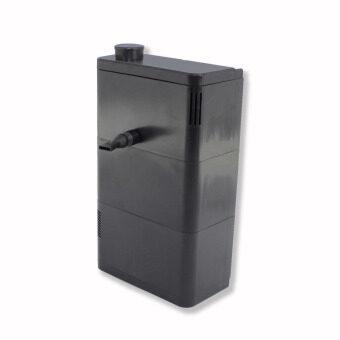 Dymax เครื่องกรองในตู้ปลา eZ Filter EF-30 สำหรับตู้ขนาด 60 ซม. - 90 ซม. (สีดำ)