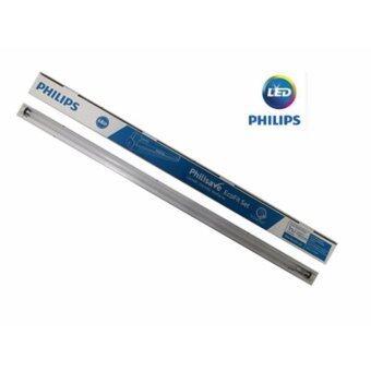 Philips ชุดรางฟิลิเซฟ อีโคฟิต รางเหล็กพร้อมหลอดแอลอีดี หลอดยาว120cm. T8 16W(36W) Daylight