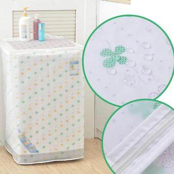 Harga BUYINCOINS Trendy Dust Cover Durable Laundry Washer/Dryer - intl