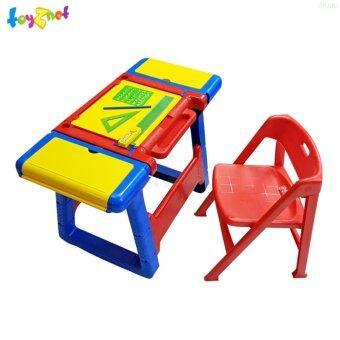 STL ชุดโต๊ะเขียนหนังสือ-เก้าอี้ Petite รุ่น 00100