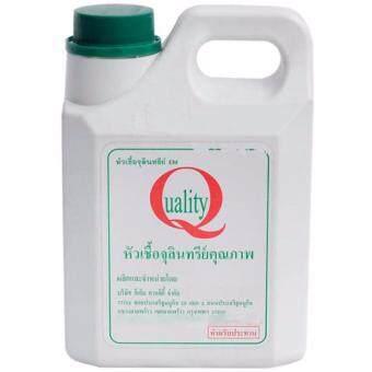EM Quality หัวเชื้อจุลินทรีย์ อีเอ็ม EM 1ลิตร (1แกลอน)