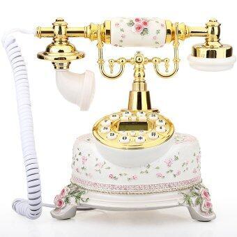 โทรศัพท์บ้านสไตล์ย้อนยุค