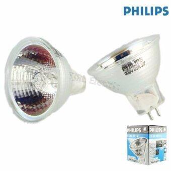 Philips หลอดไฟ ฮาโลเจน MR16 รุ่น Essential ขนาด 50W ขั้ว Gu 5.3 x 1 ดวง