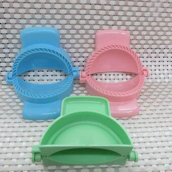 The Thai Tool พิมพ์ขนมกะหรี่พัฟ,กะหรี่ปั๊บ 3 ชิ้น คละสี ขนาดกลาง (image 1)