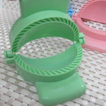 The Thai Tool พิมพ์ขนมกะหรี่พัฟ,กะหรี่ปั๊บ 3 ชิ้น คละสี ขนาดกลาง (image 2)