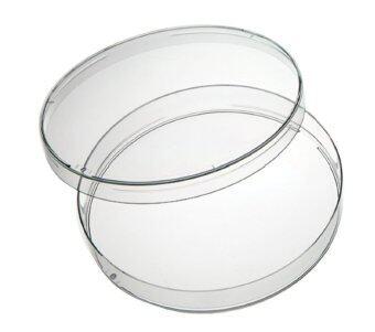 Sterile plastic petri dishes จานเพาะเชื้อพลาสติก ปลอดเชื้อ ขนาดเส้นผ่าศูนย์กลาง 9 cm แพ็คละ 10 คู่ จำนวน 3 แพ็ค
