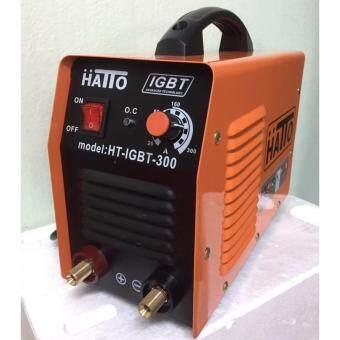 HATTO ตู้เชื่อม / เครื่องเชื่อม 300A รุ่น HT-IGBT-300