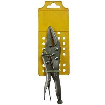 Tools Pro คีมล็อคปากแหลม ALBERT ขนาด กลาง