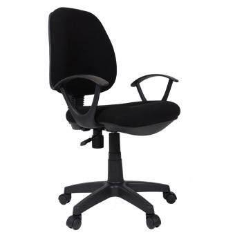 U-RO DECOR เก้าอี้สำนักงาน รุ่น PARMA-L (สีดำ)