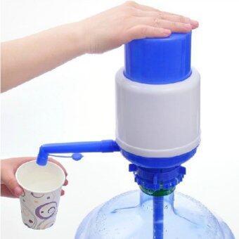 ปั๊มน้ำ แบบมือกด Drinking Water Pump ใส่ในถังน้ำ 20 ลิตร ไม่ต้องยกให้เมื่อย ใช้ง่าย กดง่าย แป้นกดใหญ่