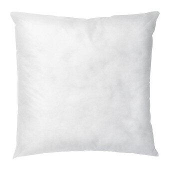 ไส้หมอนอิง สีขาว ขนาด 50x50 ซม. (เฉพาะไส้หมอน)