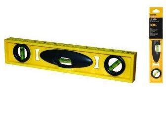 STANLEY ระดับน้ำ 12 นิ้ว รุ่น 42-466 (สีเหลือง)
