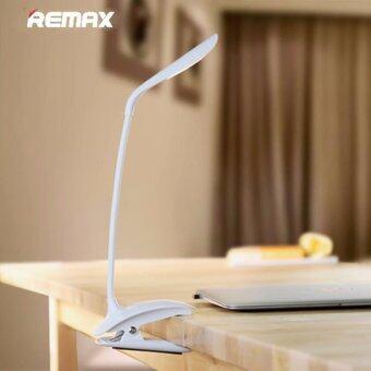 REMAX โคมไฟอ่านหนังสือบิดงอได้ Milk Series Product Light LED USB