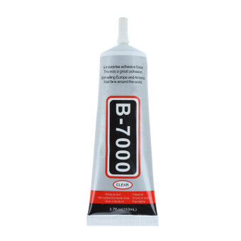 B-7000 กาวยึดติดความแข็งแรง 110 มล., ออซ 3.7 fl สำหรับเลนส์แก้วโทรศัพท์ซ่อมจอ lcd