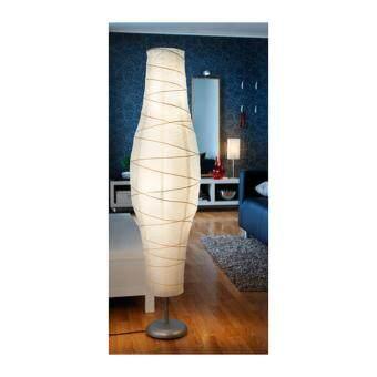 DUDERO โคมไฟตั้งพื้น Floor lamp 35*137 cm (ขาว)