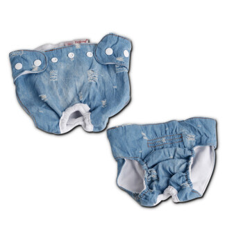 Harga Cowboy Female Pet Dog Health Physiological Pant Diaper Sanitary Underwear L