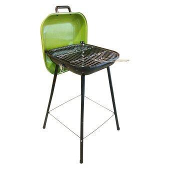 AIKO เตา BBQ Charcoal AIKO PICNIC (สีเขียว)