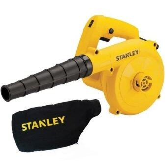STANLEY เครื่องเป่าลม/ดูดฝุ่น ปรับรอบได้ 600W. รุ่น STPT600 (สีเหลือง)