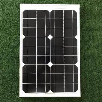 Smartman-Monocrystalline Silicon Solar Cells 25W แผงโซล่าเซลล์โมโน 25 วัตต์