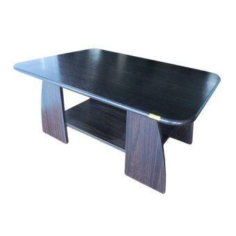 Asia โต๊ะกลางโซฟา รุ่นบอสตัน (สีโอ๊ค)