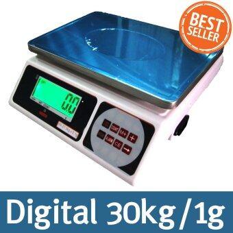 Digital Scale เครื่องชั่งดิจิตอลแบบตั้งโต๊ะ 30kg/1g รุ่น JZA-30kg