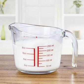 I-MIX แก้วตวงน้ำ และ กาแฟ 8 ออนซ์ มีสเกลวัด