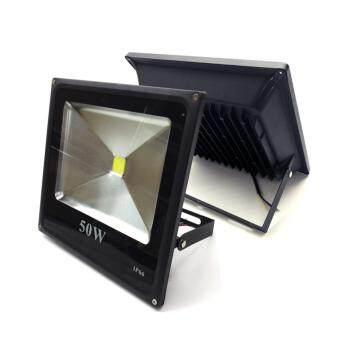 Saneluz สปอร์ตไลท์ LED 50W รุ่น Slim (แสงสีขาว Daylight 6500K) 2 โคม