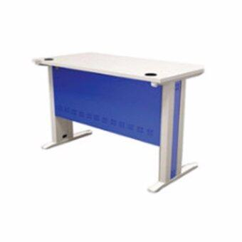DAXTON โต๊ะทำงานโล่ง 120 ซม. รุ่น splash Series-3 (blue)