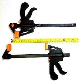 SANKI Quick bar clamp ปากกาจับเร็ว 8 นิ้ว/ 2อัน