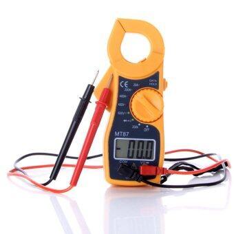 Digital Clamp Meter แคล้มมิเตอร์ เครื่องมือวัดไฟฟ้าและวัดความต่อเนื่องแบบดิจิตอล