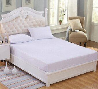DD ชุดผ้าปูรองที่นอนกันเปื้อนกันน้ำ 6 ฟุต (คลุมและรัดมุม)