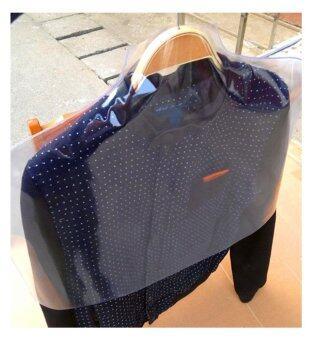 (Set 3 ชิ้น) ถุงคลุมเสื้อผ้า Hi-End กว้าง x ยาว = 52 * 38 ซม.