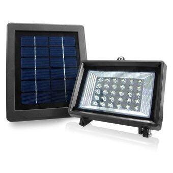 Replica Shop ไฟสปอร์ตไลท์โซล่าเซลล์พลังงานแสงอาทิตย์ LED 30 รุ่น 03014