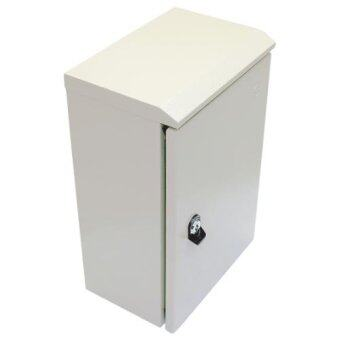 S.I.M SCS-01 IP55 Standard ตู้สวิชบอร์ดสำหรับติดตั้งอุปกรณ์ไฟฟ้า (มีหลังคา)