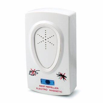 Electronic Helminthes Machine เครื่องไล่หนู แมลงสาบ แมลงวัน ยุง รุ่น JBL100455-V2