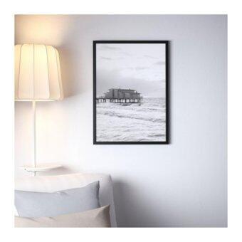 FISKBO กรอบรูปติดผนัง Wall Frame 50*70cm (ดำ)