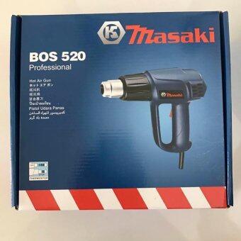 Masaki Bos 520. เครื่องเป่าลมร้อน สวิตซ์2ระดับ