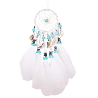 Harga Bead Dream Catcher wish Shell Unique Hanging Decoration Ornament Gift - intl