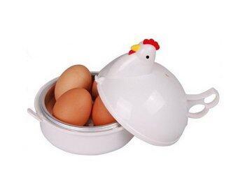 MWCที่ต้มไข่ในไมโครเวฟ แม่ไก่