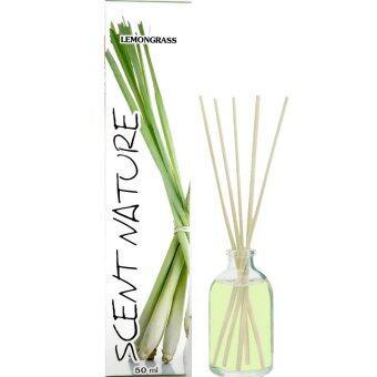 Thai scent Nature ก้านไม้หอมระเหย กลิ่น Lemongrass