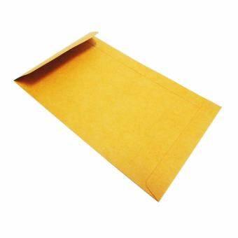 ซองเอกสาร ซองจดหมาย ซองน้ำตาล 120 ใบ ขนาด A4 (22.9x30.5 cm.)